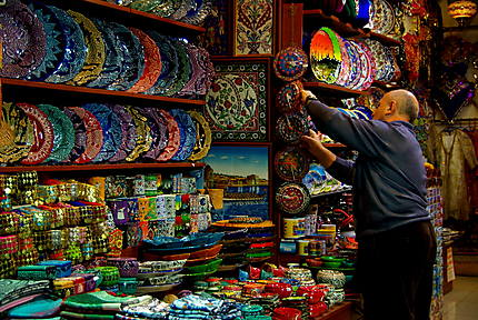 Couleurs et merveilles du Grand Bazar