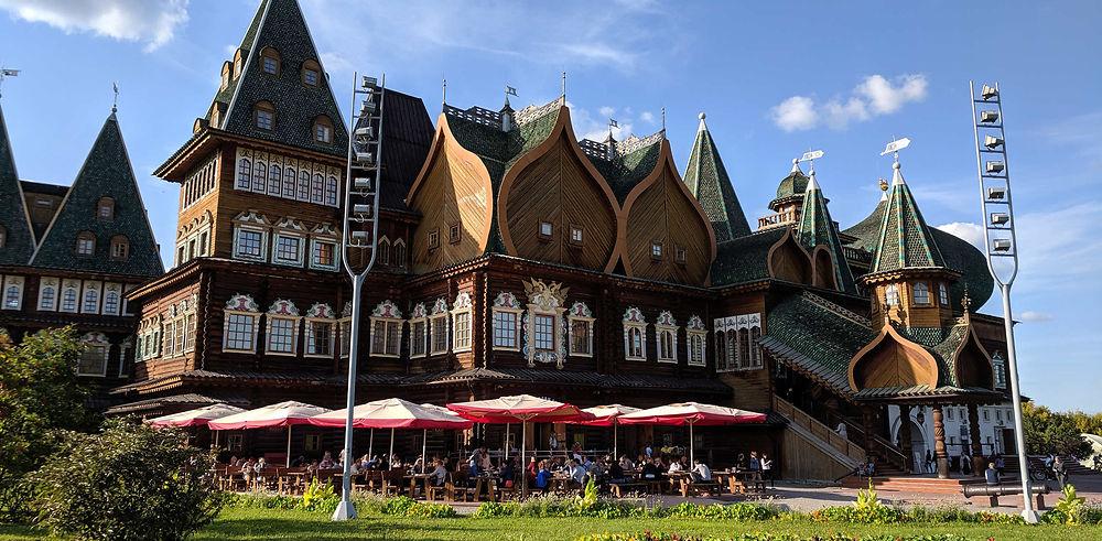 Carnet de voyage, 10 jours dans la capitale Russe