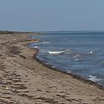 La mer à Pigeon Hill