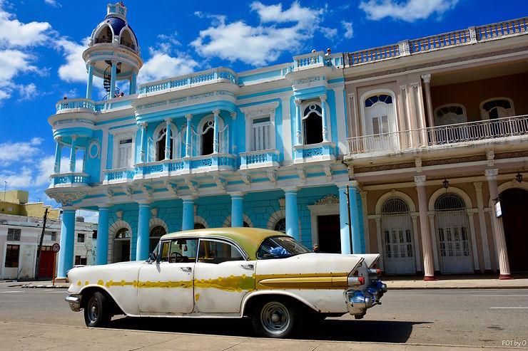 Holà Cienfuegos ! Cuba