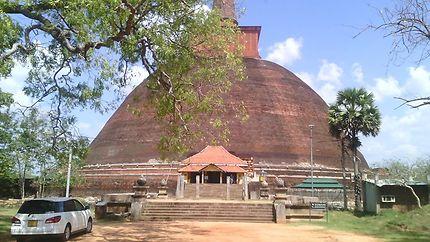 Jethawanaramaya Anuradhapuraya, Sri Lanka