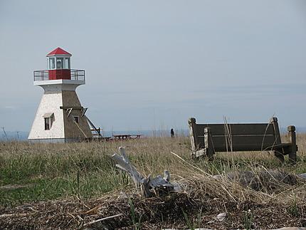 Phare de Carleton-sur-Mer