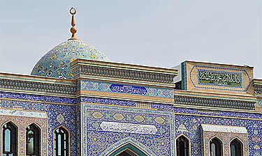 Grande mosquée de Dubaï