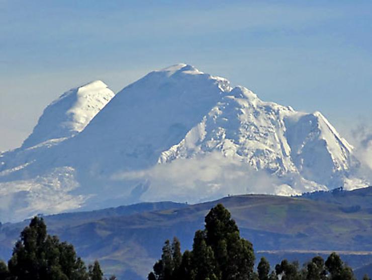 Où les Andes tutoient le ciel