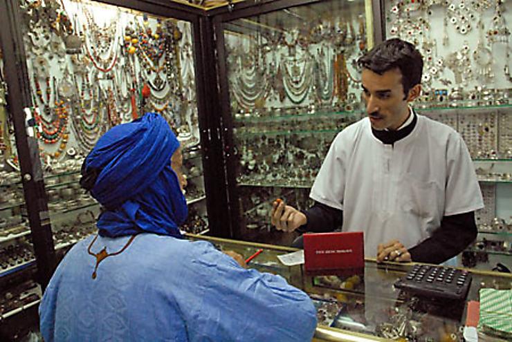 Tiznit, la capitale marocaine du bijou
