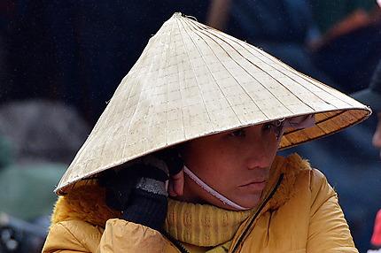 Le chapeau traditionnel
