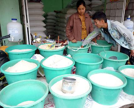 Du riz, du riz à Pyin U Lwin