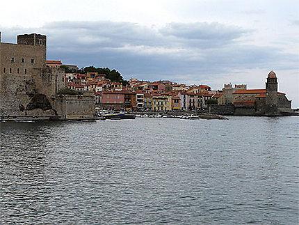 L'anse de Collioure