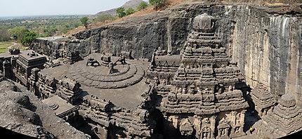 Temple de Kailasha (cave 16)