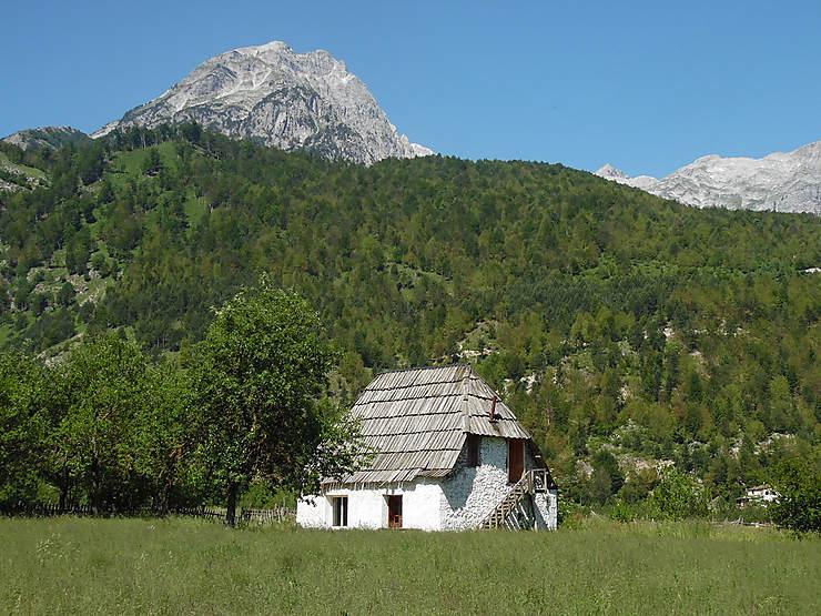 Maison à Valbona, Albanie