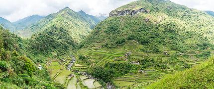 Cordillère philippine - vallée Magulon-Maga