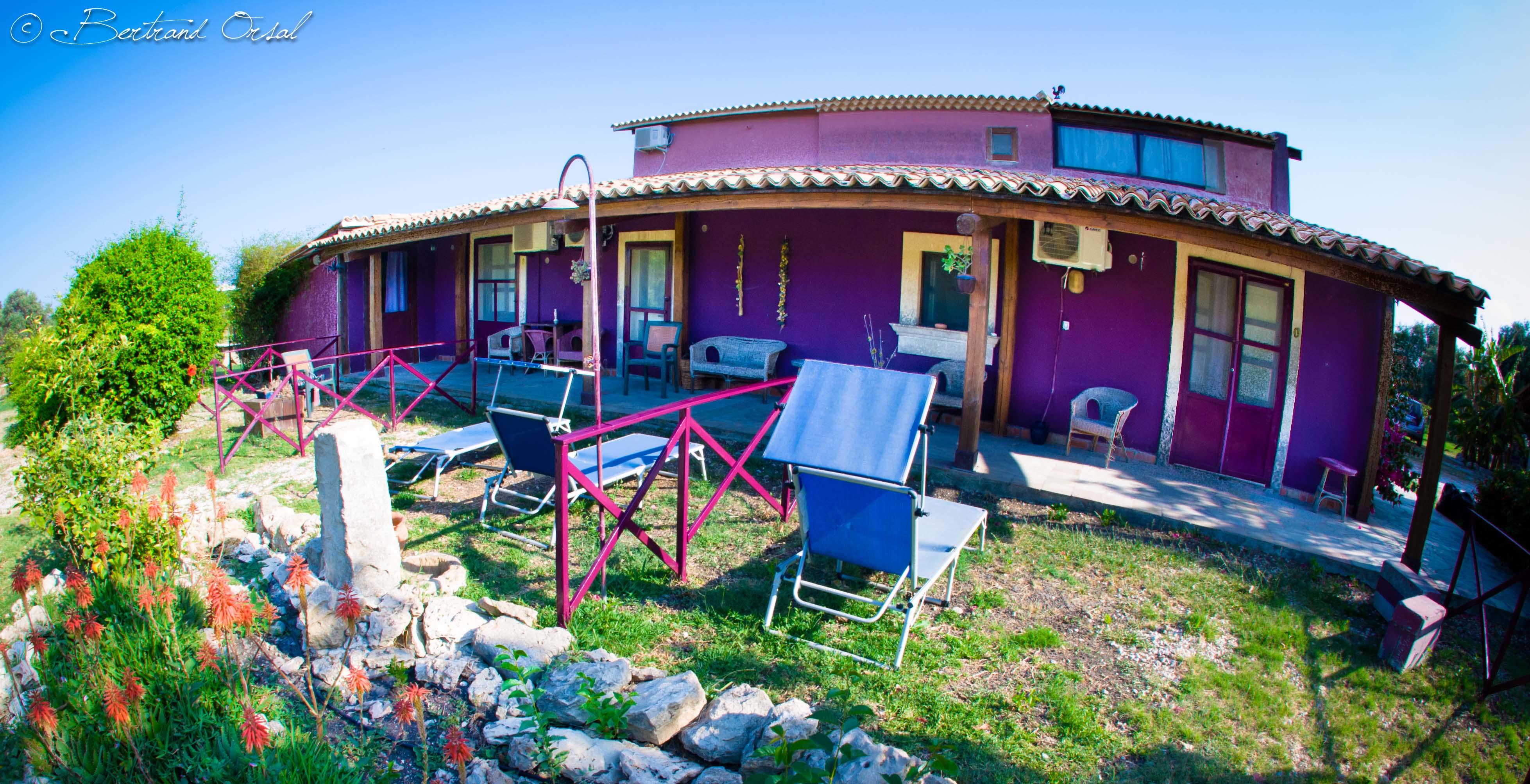 b b lemontree garden syracuse sicile baroque sicile avis hotel. Black Bedroom Furniture Sets. Home Design Ideas