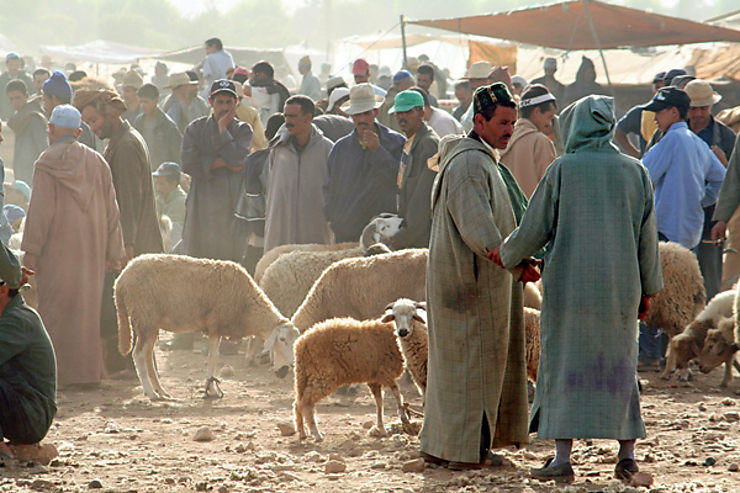 Maroc : road trip en pays berbère