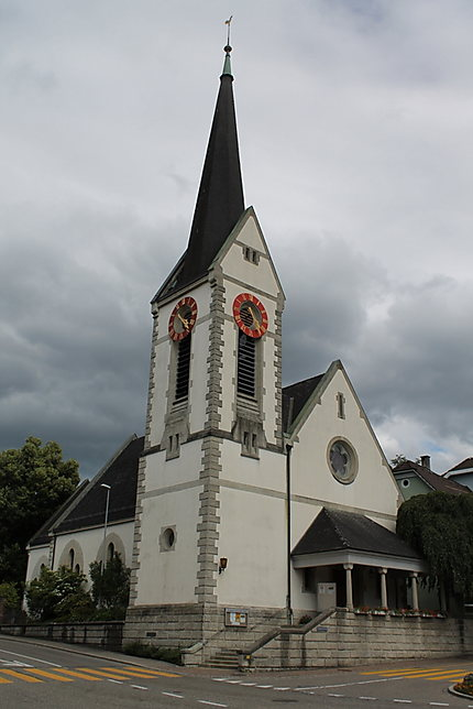Eglise réformée de langue française en Argovie