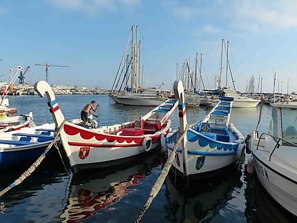 Barques à l'Estaque