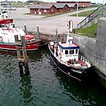 Port de Hvide Sande (Fjord de Ringkobing)