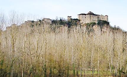Châteaux du VI Siècle