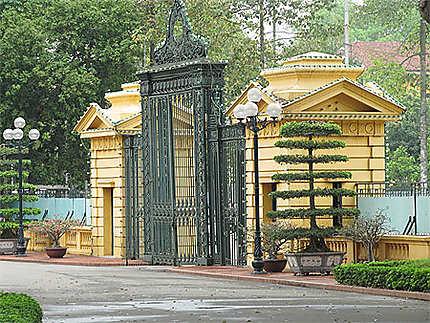 Maison du gouverneur à l'époque de l'Indochine Française