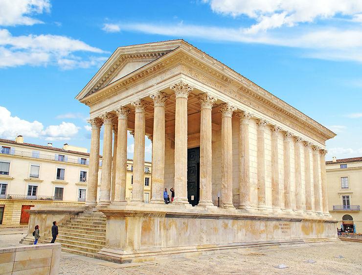 Nîmes et le Pont du Gard, par Toutatis !
