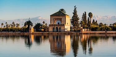 Séjour pas cher à Marrakech jusqu