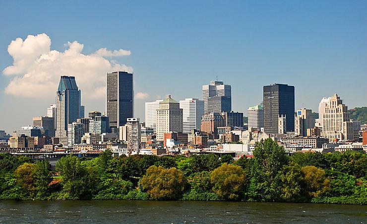 Canada - Level : Orly-Montréal à partir de 129 € l'aller simple