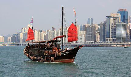 Tradition et modernité à Hong Kong