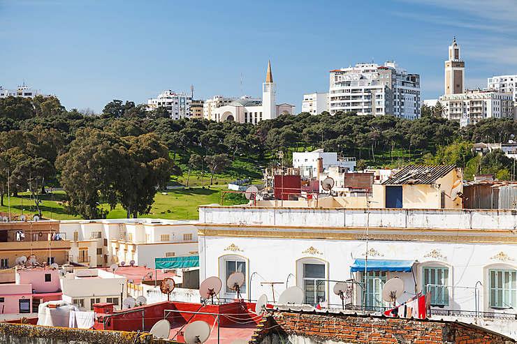Maroc - Le TGV  Tanger-Casablanca entre en service