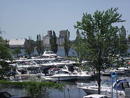 Marina de Longueuil