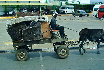 Le déménageur de Soweto
