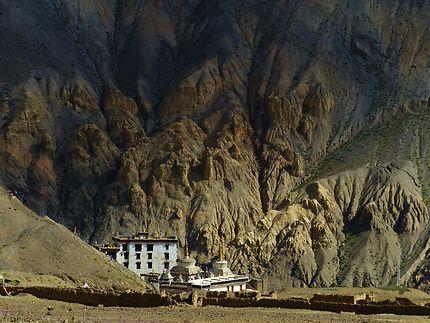Monastère Ladakh
