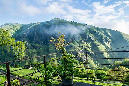 Le mont Sakhertia
