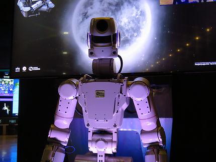 Fedor le robot spatial