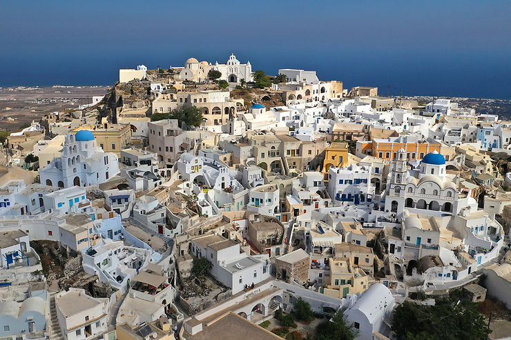 Pyrgos et les villages de l'intérieur