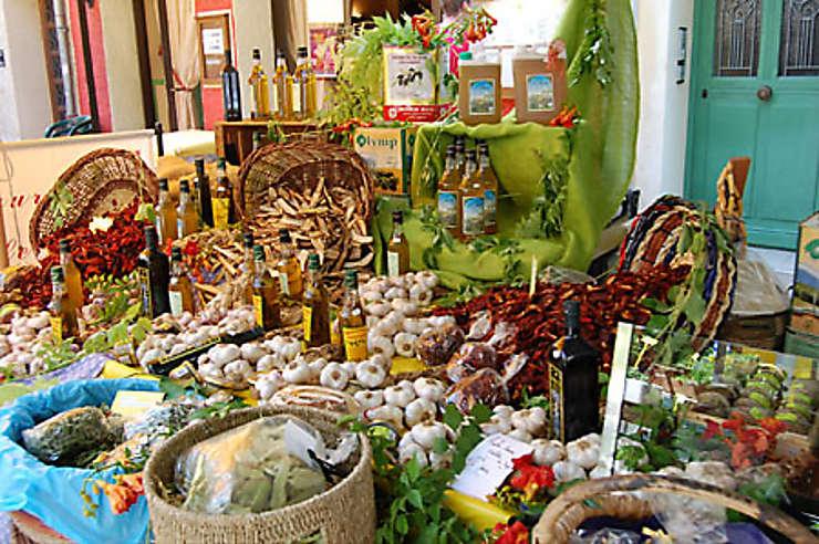 Les grands marchés du Vaucluse