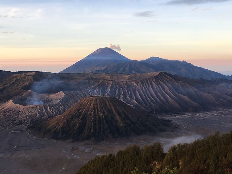 Volcan Bromo, Île de Java