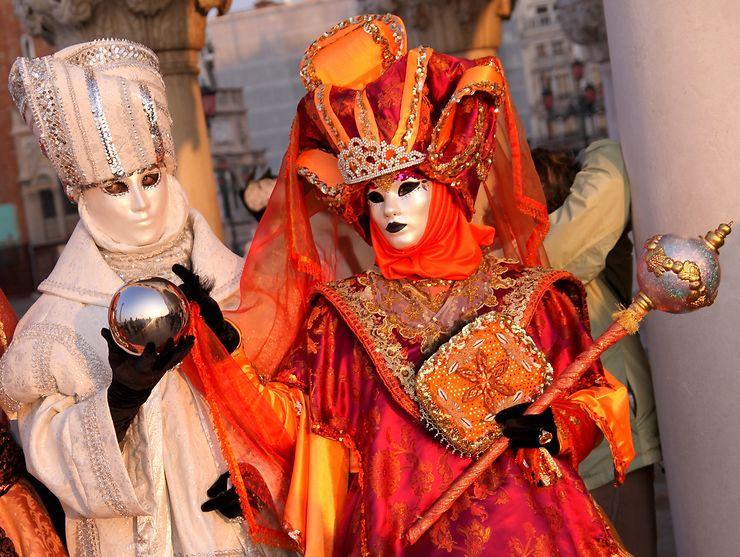 Carnaval de Venise, Italie