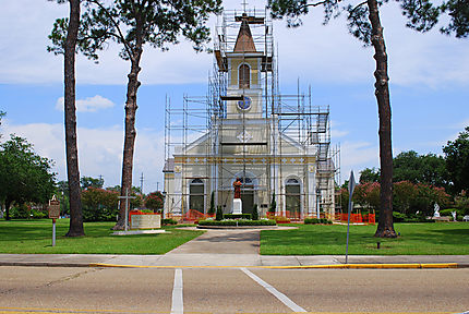 L'église de Saint Martinville