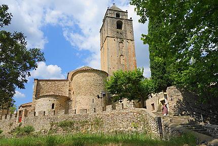 L'église de Sant Lloreç de la Muga