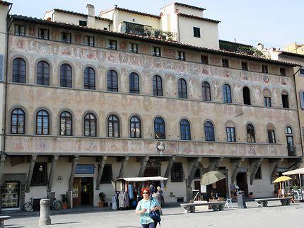 Place Santa Croce à Florence
