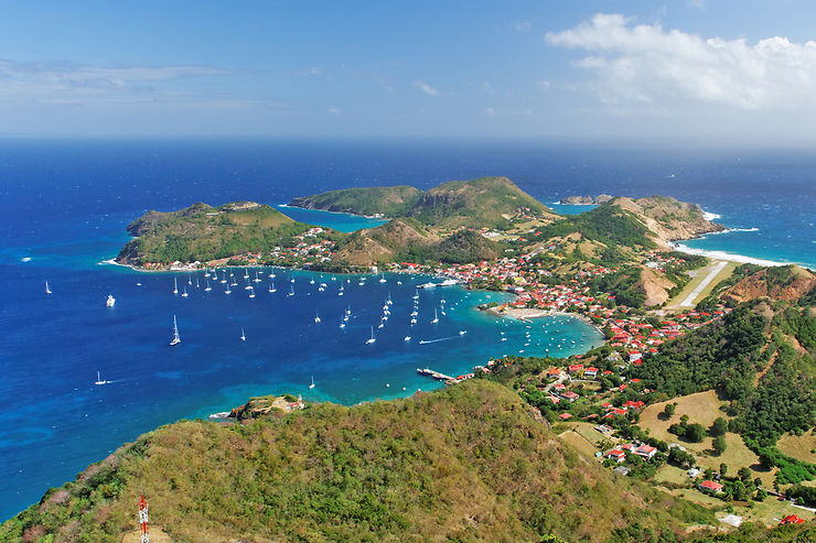 Les Saintes, perles de la Guadeloupe