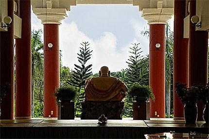 Wan Fo Tien Temple