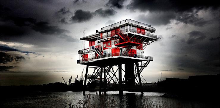 Amsterdam : REM Eiland