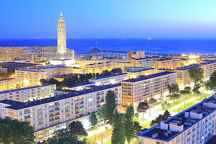 Un Routard pour Le Havre