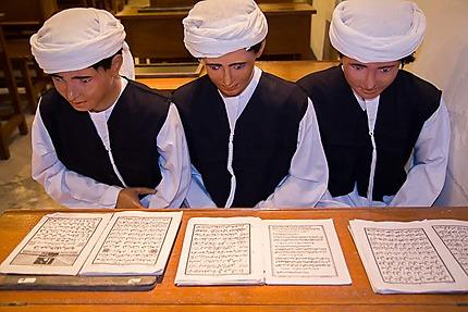 Ecole Al Ahmadiya - Les élèves