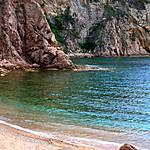 Criques à Sant Feliu de Guixols, Costa Brava