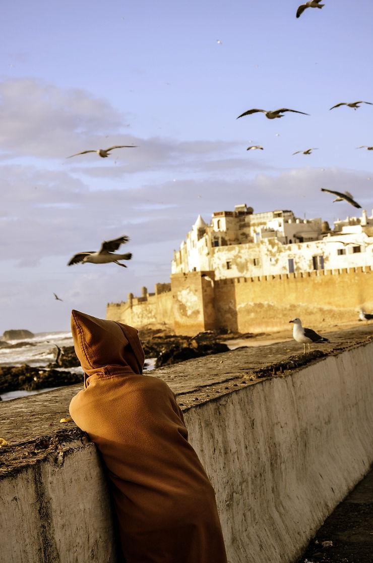 Mistery man, Essaouira, Maroc