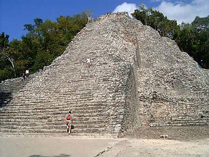 Pyramide de Coba