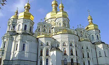Laure des grottes ou laure des Catacombes (Kiev)