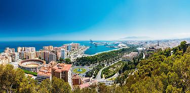 Séjour Pas Cher Malaga : Culture et Nature