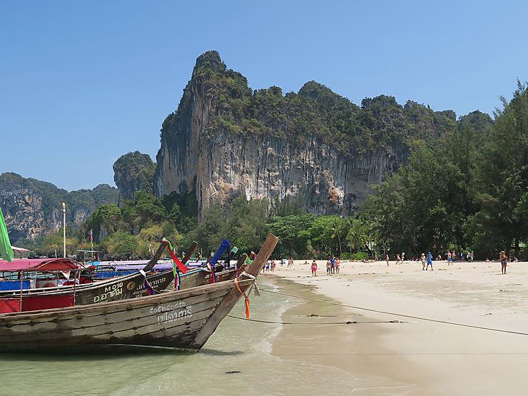 La Thaïlande, côté Andaman : de Phang Nga à Krabi